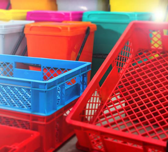 Compostadores - otros plásticos